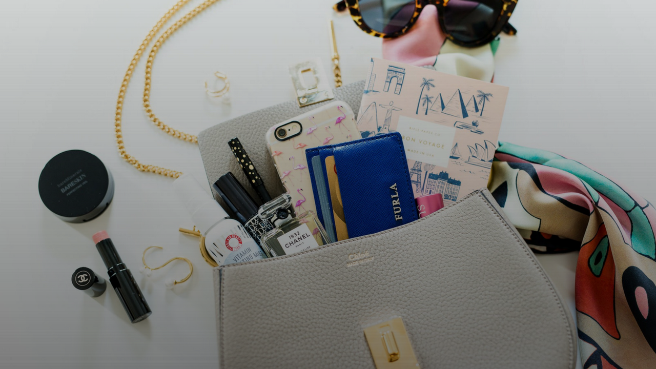 10 Easy Ways To Organise Your Bag