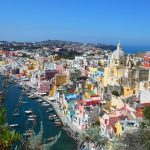 Procida has one of Italy's best coastlines