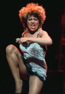 Tina Turner Famous Legs