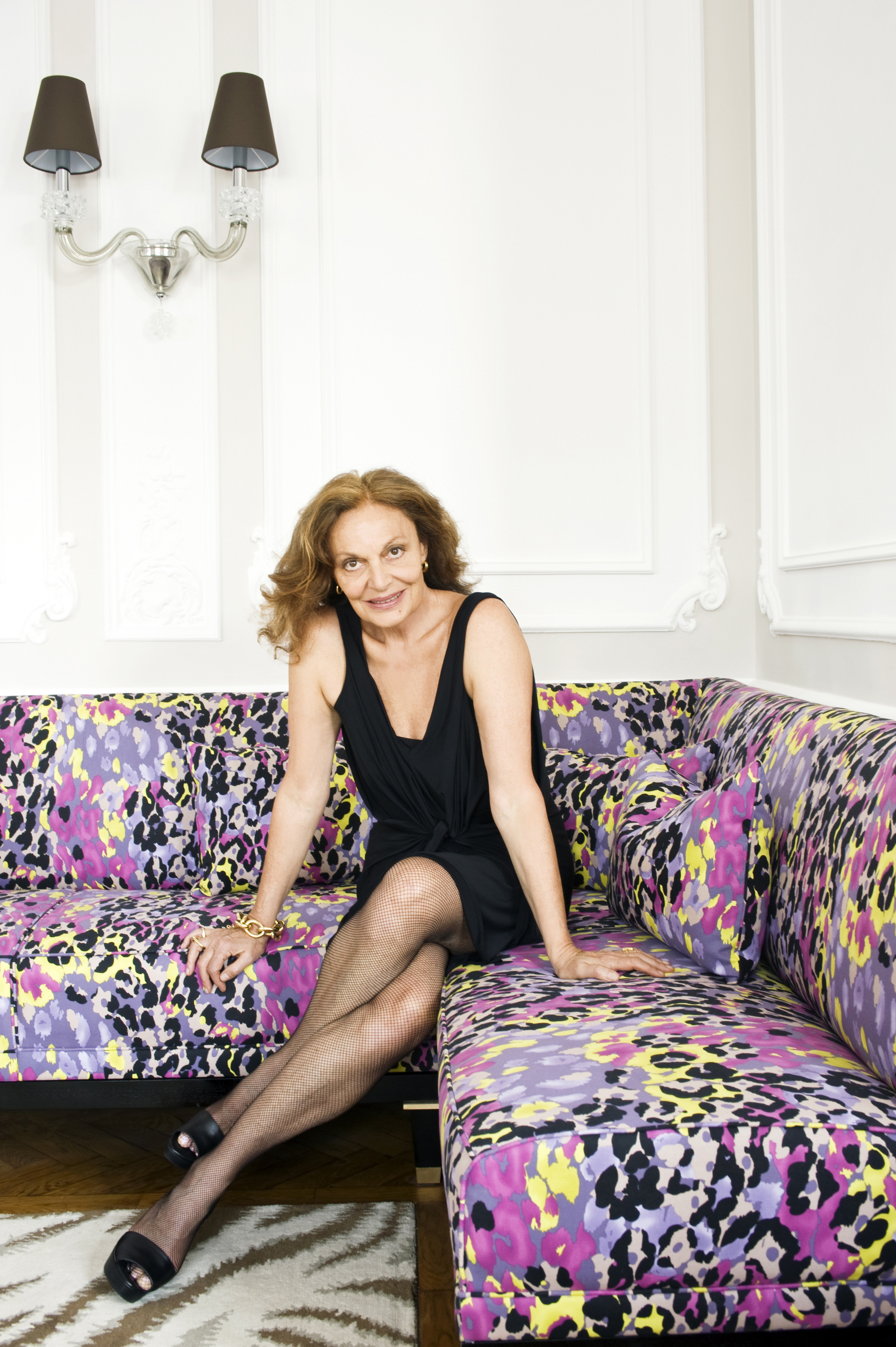 Inspiring Fashion Amp Life Quotes From The Ageless Diane Von