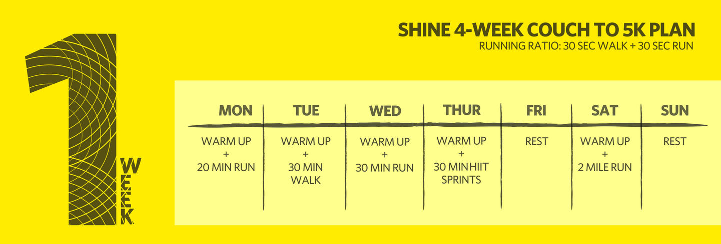 Copy of Copy of SHINE Running Graphic