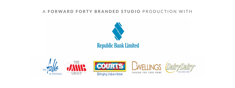 A FORWARD FORTY BRANDED STUDIO PRODUCTION WITH