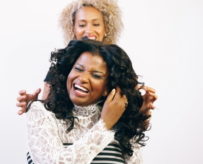 Hair Talk: How To Style One Wig Four Ways