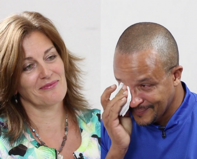 Watch This Couple Get Real About Life, Sex, And Finding Love After 40