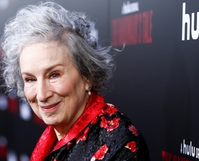 "What Margaret Atwood Has To Say About Fear, Power, & ""The Bastards"""