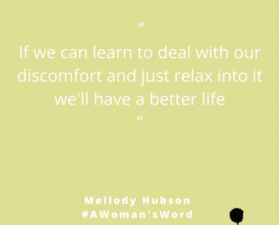 Mellody Hubson on Owning Discomfort
