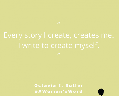 Octavia E. Butler on Creating Self