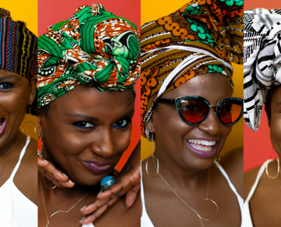 History and Headwraps: How Culture Turned Into A Fashion Statement