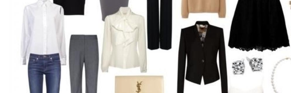 Capsule Wardrobe – Focus on style not fashion