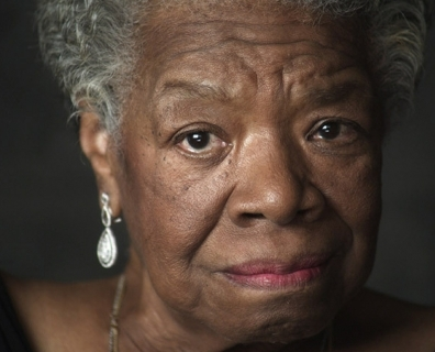 Monday Motivation: Maya Angelou on Ageing