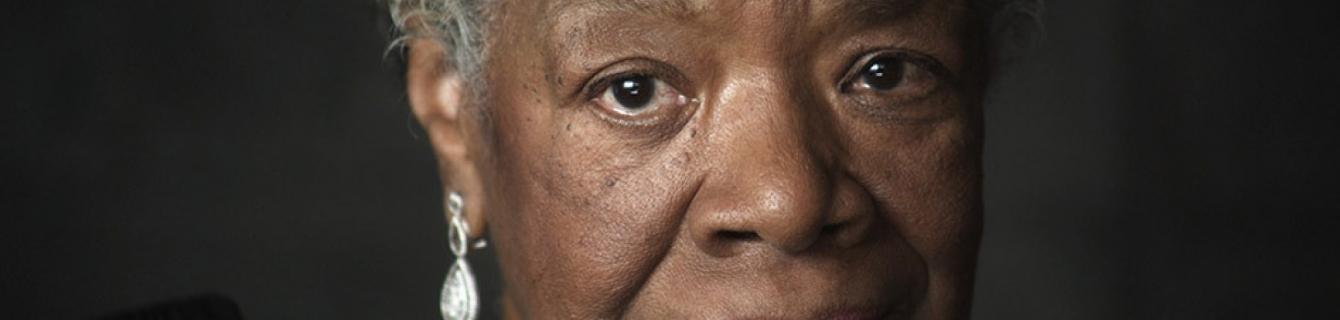 Monday Motivation: Maya Angelou on Ageing