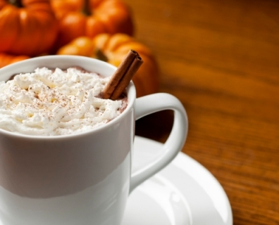 A Spiked Pumpkin Pie Latte That's Better Than Starbucks