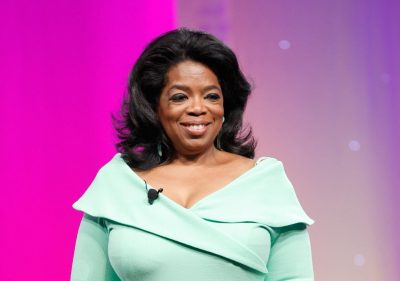 Oprah from poor rural girl to President?