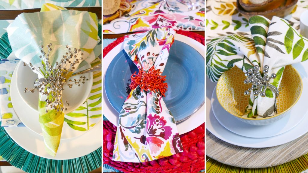 3 Inspiring Ways To Add Pizzazz To Your Dining Table