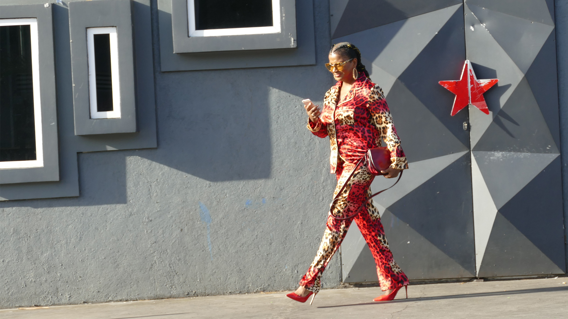 Taking Your PJs To The Street. How This Trend Mixes Glam With Comfort