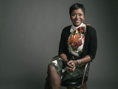 Mellody Hobson on financial literacy and being colour brave