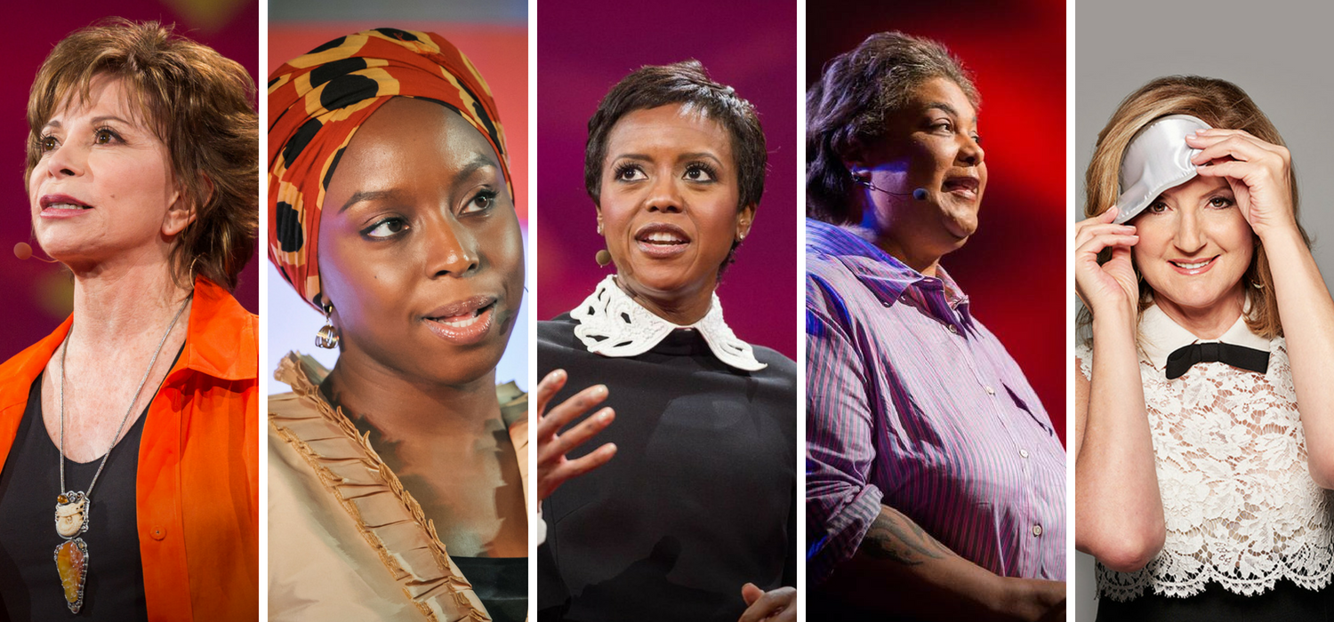 5 Must Watch TED Talks By Women