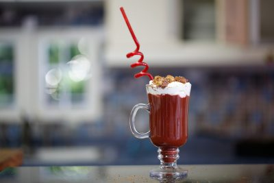 Beet Hot Chocolate Is A Superfood beverage