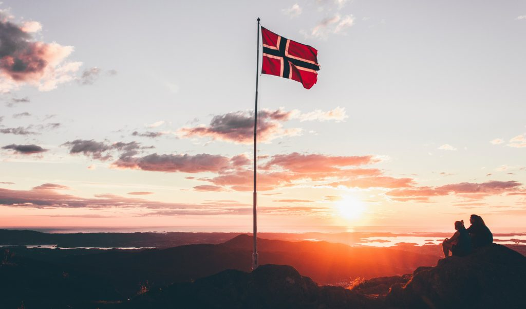 Norway powers its economy from oil and gas, but it doesn't power their homes. Almost all of in fact, 98-99% of Norway's domestic power usage is drawn from hydroelectric power, more than any other country.