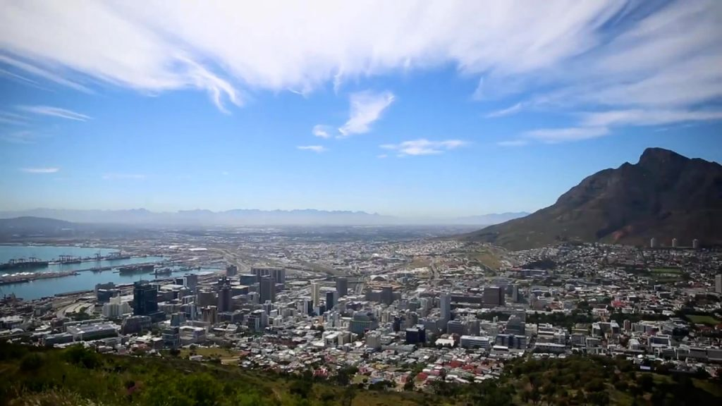 In Cape Town, South Africa, It Matters If You're Black or White