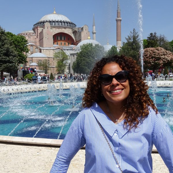 Here's why you should travel and why. A conversation with blogger Natalie Suite