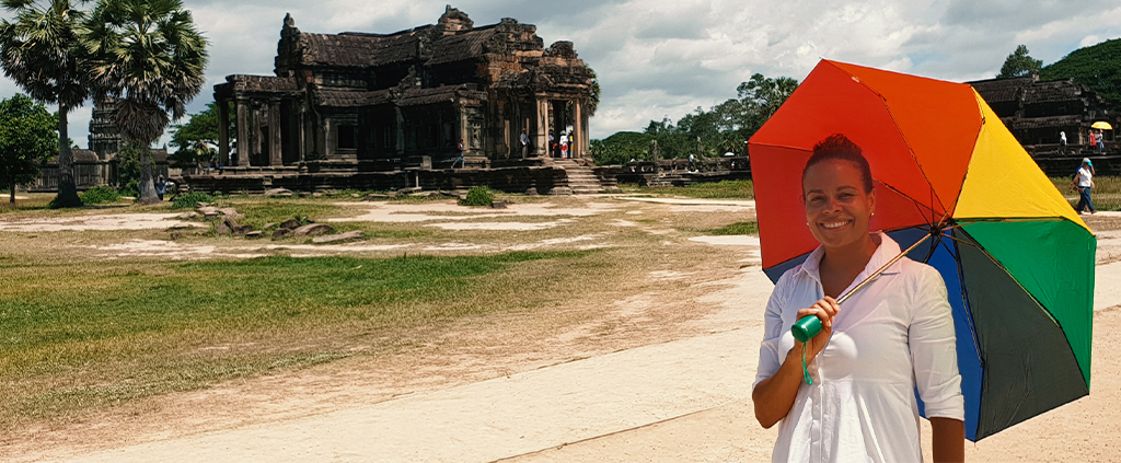 Cambodia Moves From Being A War Country To A Major Tourist Attraction