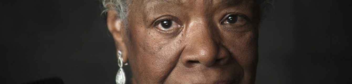 Maya Angelou on How to Enbrace Ageing