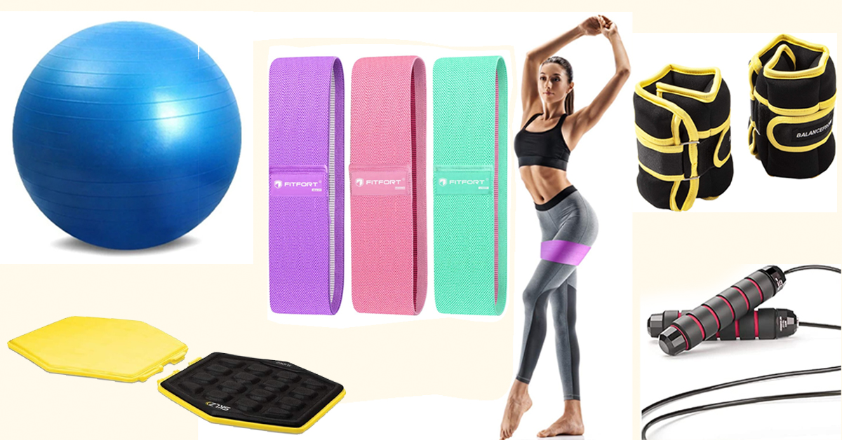 Workout at home gear you can use